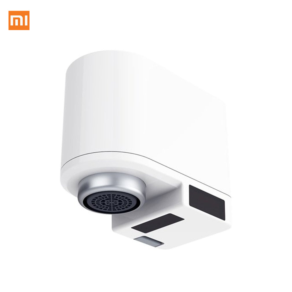 Xiaomi Smart Faucet Infrared Sensor Water Saving Water Saving Energy Saving Overflow Faucet Sensor Water Saving Device