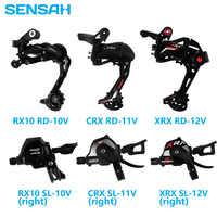 SENSAH Bike schaltwerke RX10 CRX XRX 10/11/12-speed Trigger Shifter 7/8S m310 M360 MTB schaltwerke für M6000 M8000 M9100