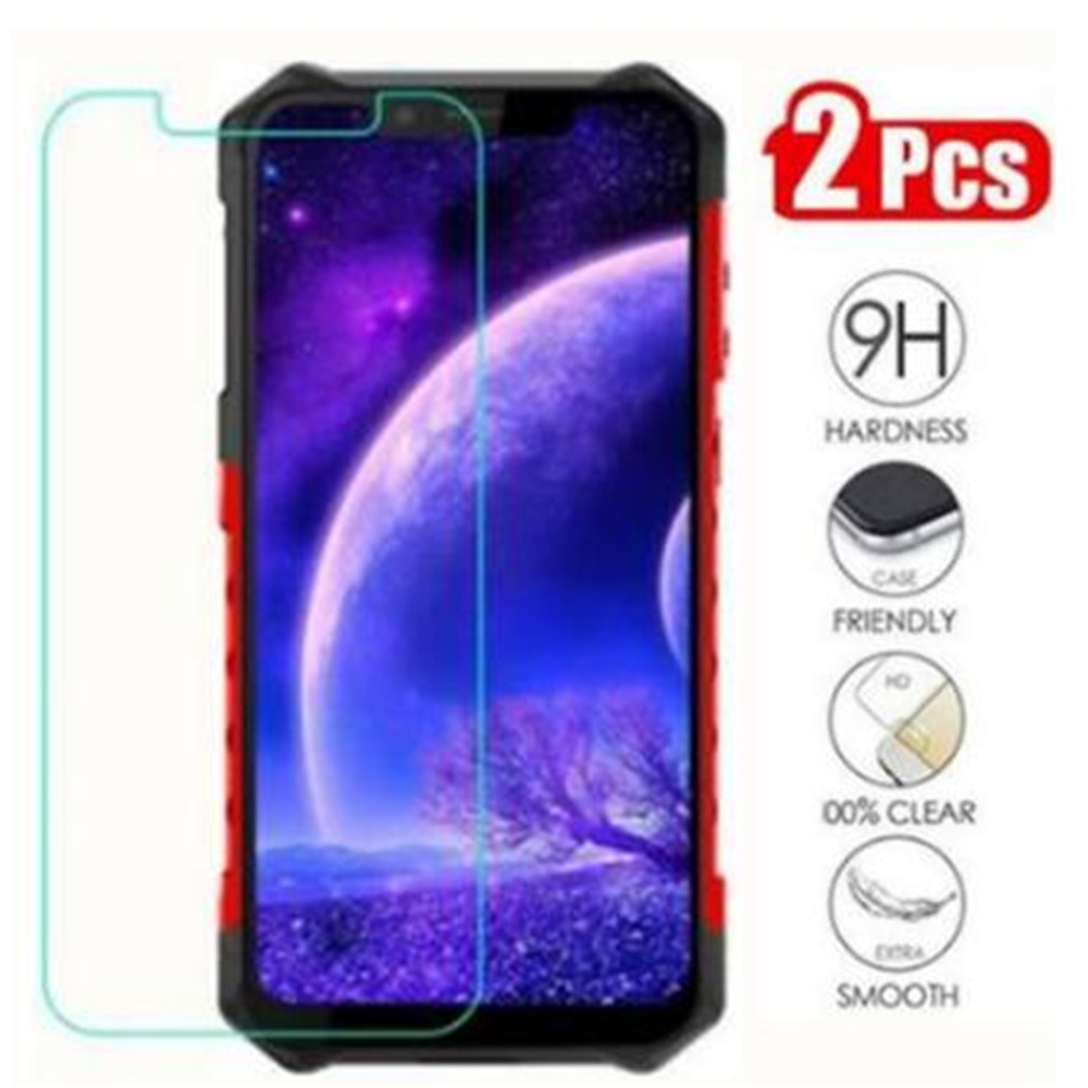9H 2.5D Tempered Glass For Ulefone Armor 6 6S Glass Mobile Phone Film Glass Case For Ulefone Armor 6E Screen Protector