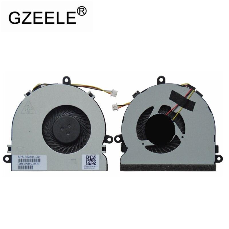 Новый вентилятор охлаждения ноутбука для Dell Inspiron 15 15R 17 17R 3521 3721 5521 5535 DC28000C8F0 74X7K i15RV-1667BLK 5721