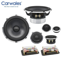 3 way Car Speaker 6.5 Inch Tweeter Speakers Midrange Speaker Set Parlantes Para Auto Haut Parleur Voiture Altavoz Coche Woofer