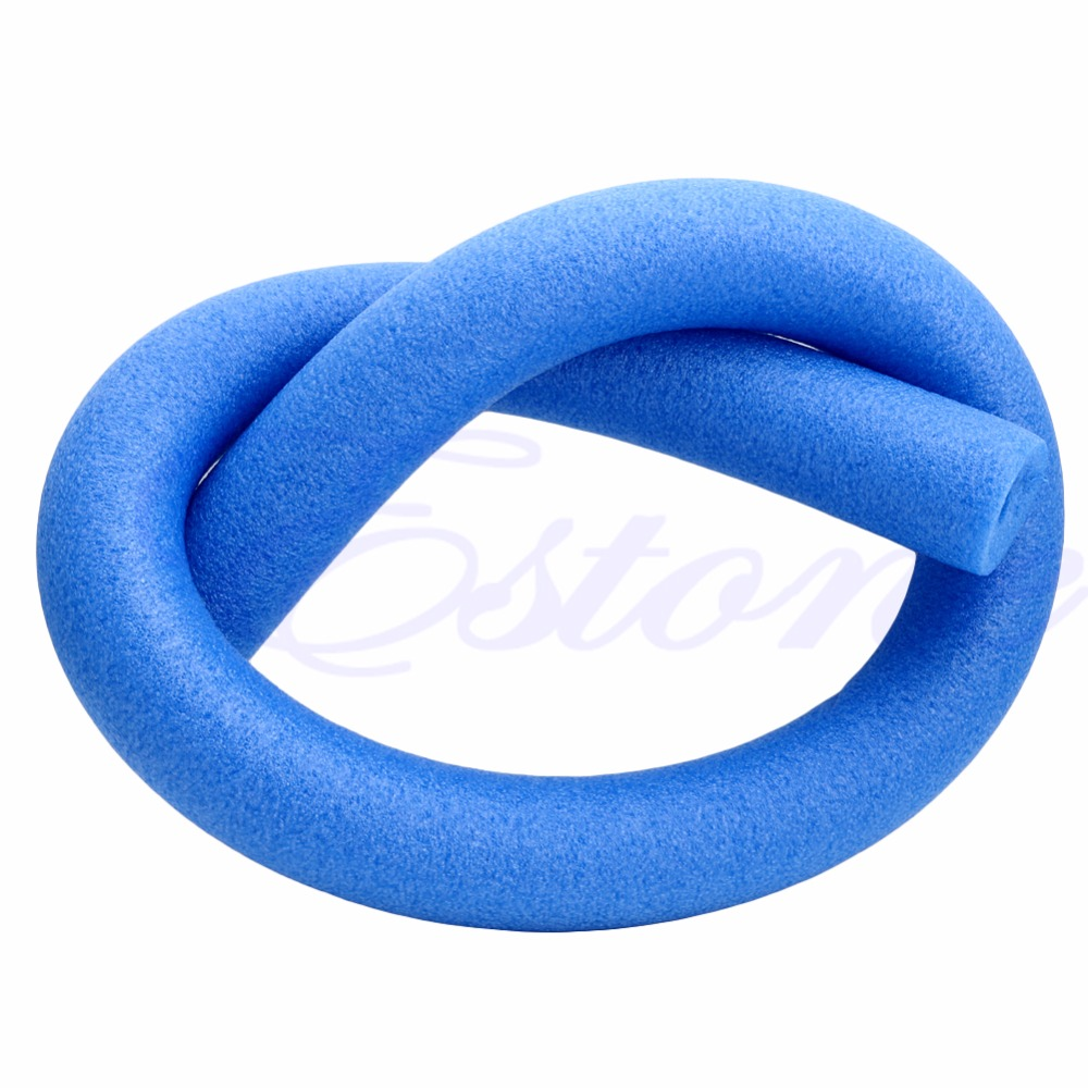 Flexible Rehabilitation Learn Swimming Pool Noodle Water Float Aid Woggle Swim Whosale&Dropship