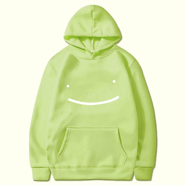 DREAM SMP SMILE THEMED HOODIE (12 VARIAN)
