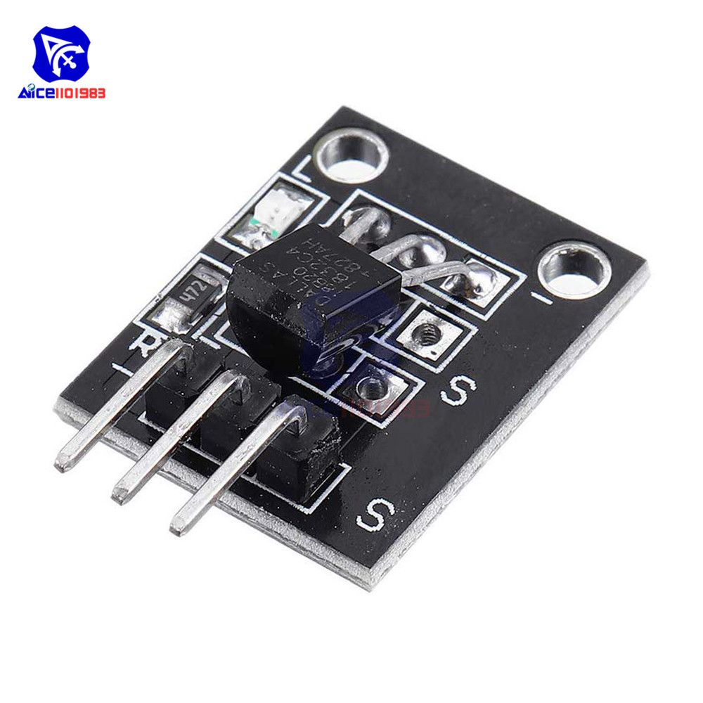 Diymore KY-001 3 Pin DS18B20 Temperature Measurement Sensor Module For Arduino KY001
