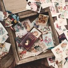 papel cartas RETRO VINTAGE