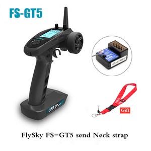 Image 1 - FlySky FS GT5 2,4G 6CH AFHDS Радиоуправляемый передатчик пульт дистанционного управления с FS BS6 приемником Встроенный гироскоп не работает в автомобиле
