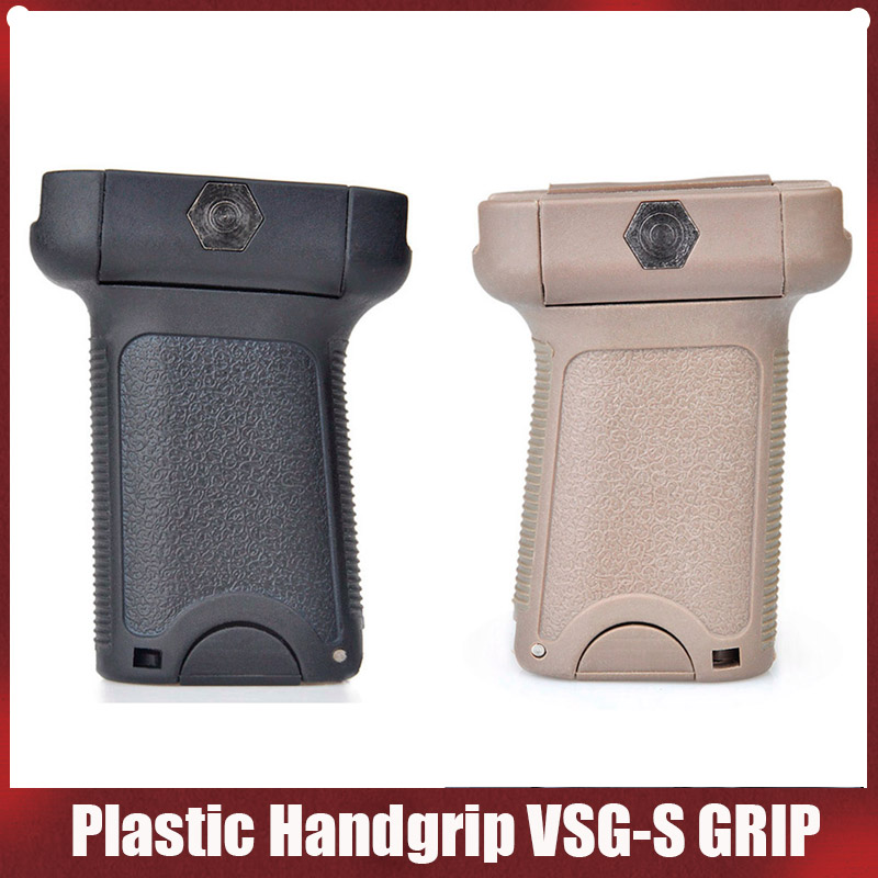 ELEMENT Tactical Airsoft TB1069 TD Grip Universal Toy Accessories Plastic Handgrip VSG-S GRIP