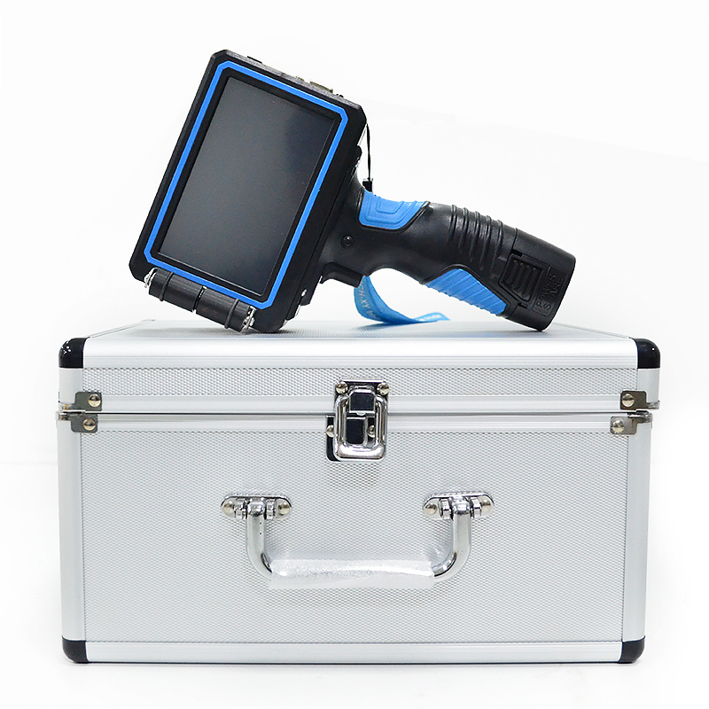 Portable printer Date QR Plastic Packaging Inkjet Code Printing Machine and Industry PE Cable Machine Hand Jet Printer Printers     - title=