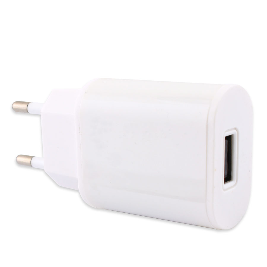 New EU plug Adapter 5V 2A USB Charger Mobile phone Wall charger for iPhone Samsung mobile Cable AC Adaptor
