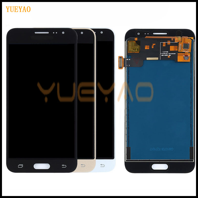 For Samsung Galaxy J3 2016 J320 J320A J320F J320M LCD Display With Touch Screen Digitizer Assembly Can Be Adjust The Brightness