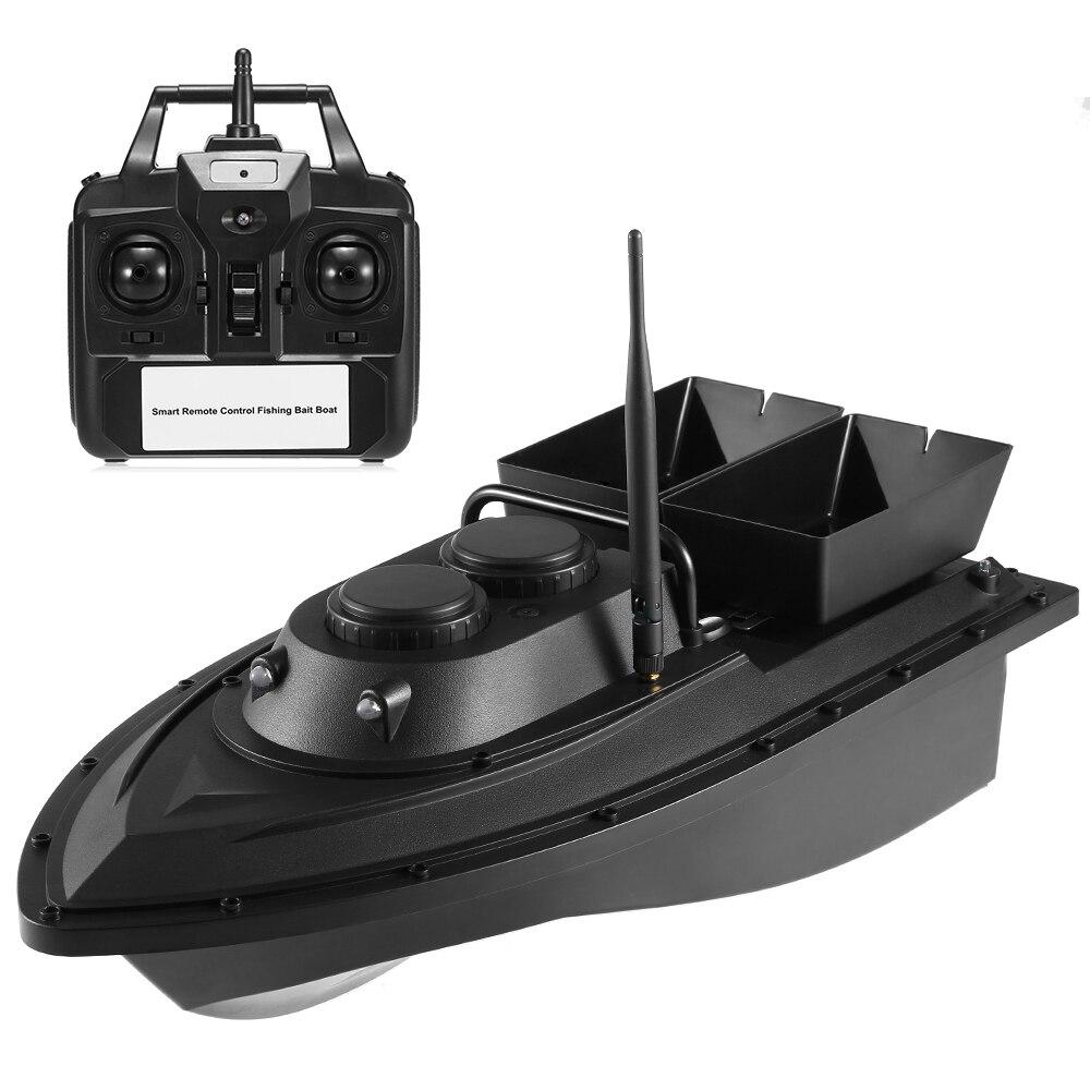 Умная рыболовная приманка, лодка RC D11 500 м, дистанционное управление, игрушка-Кормушка, рыболовная лодка, дистанционный дальномер, рыболокат...