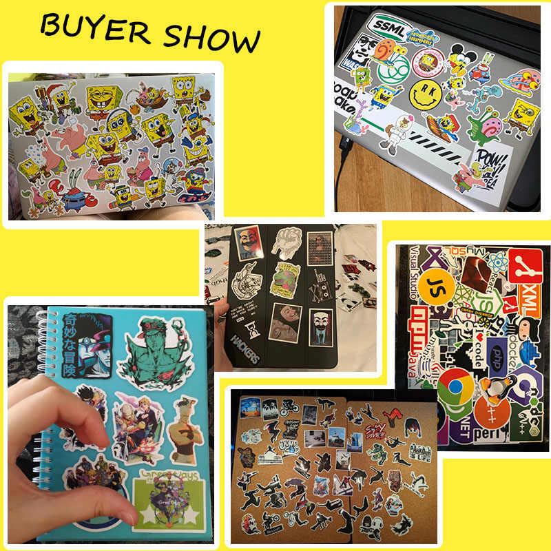 50 Pz/set Anime CARA Nel FRANXX Adesivi Per Moto Computer Portatile Dei Bagagli Del Frigorifero di Skateboard Bicicletta Giocattoli Chitarra Sticker