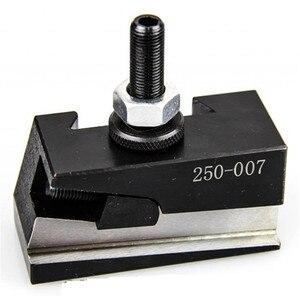 Image 3 - DMC 250 000 Wedge Gib Type Quick Change Gereedschap Kit Tool Post 250 001 010 Gereedschaphouder Voor Draaibank Gereedschap