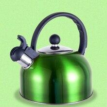 Whistling-Kettle Water-Bottle-Ru Stainless-Steel for Bouilloire Chaleira