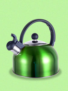 Chaleira Whistling Kettle For Gas Stove Bouilloire 2.2L Stainless Steel Whistle Tea Kettle Water Bottle RU
