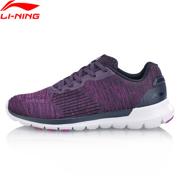 Li-Ning Women SMART MOVE Running Shoes Light TPU Support Sneakers LiNing li ning Comfort Fitness Sport Shoes ARKN004 1
