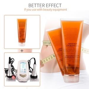 Image 3 - 300ML/60ML Ultrasonic RF Machine Moisturizing Cream Gel Inject Gel Massager Lifting Tighten Rejuvenation Body Slimming Gel