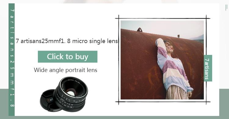 7 artesãos 7.5mm f2.8 fisheye lente 180