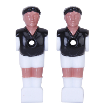 Durable Plastic Soccer Foosball Man Table Football Player Part Guys Figure