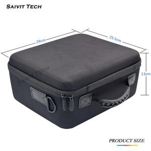 Image 2 - Большая сумка для переноски Nintendo switch, защитные аксессуары из ЭВА, жесткий чехол для путешествий, чехол для консоли Nintendo Switch