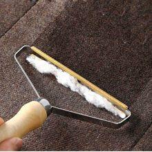 Portátil removedor de fiapos removedor de pêlos para animais de estimação escova manual de rolo de fiapos sofá roupas de limpeza escova de fiapos tecido pincel shaver ferramenta