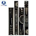 4 см 15 см 20 см 25 см многофункциональная печатная плата Стандартный резистор Стандартный SMD посылка диодов транзисторов 180 градусов