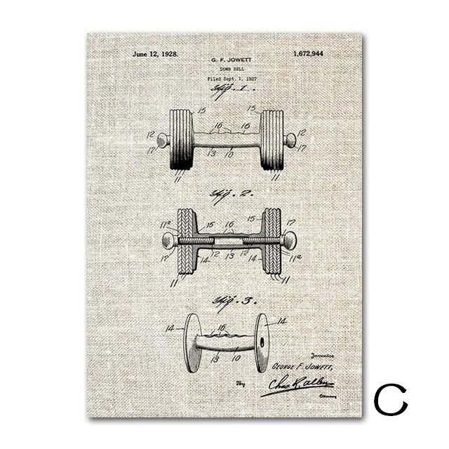 man cave decor back belt blueprint Weight lifting belt patent poster strong man back support Weight training patent print gym equipment