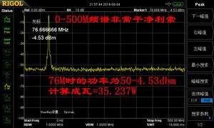 Image 2 - 30W nadajnik FM cyfrowa stacja radiowa LED FM PLL częstotliwość Stereo 76M 108 MHz