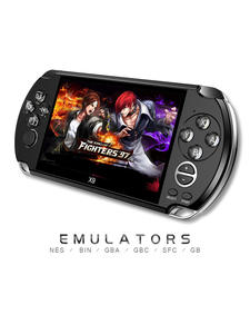 Game-Player Camera Multimedia Video-Game-Console Large-Screen Handheld Mp3/movie New-Arrival