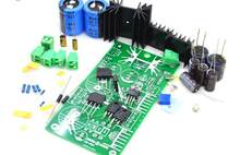 Dual High Voltage Regulator Power Supply board DC Filament PSU PCB / kit fr GG Tube Preamp(China)