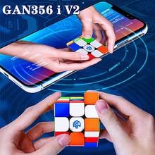 GAN356 i2 3x3x3 Magic cube GAN356i 2 3x3 Magnetic speed cube gans 3x3x3 cube Competition Cube GAN356 i V2 puzzle cubo magico