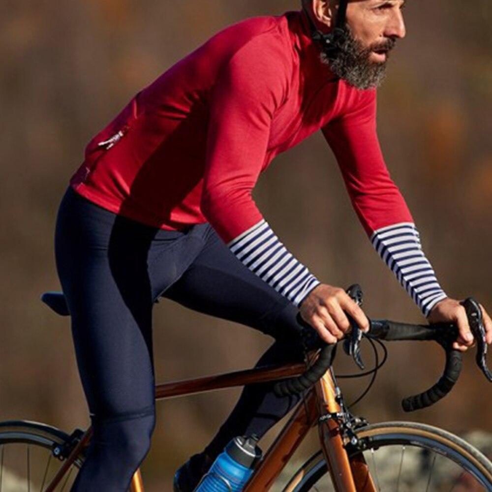 Sport allaperto Tuta da Ciclismo Autunnale Nuovo Completo a Maniche Lunghe Servizio Traspirante da Uomo Mountain Bike