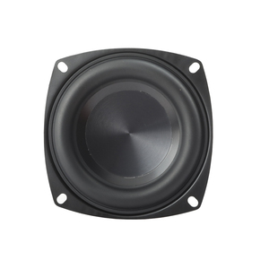 Image 5 - Tenghong 1pcs 4 Inch Subwoofer Speaker 4/8 Ohm 40W Bass Audio Speaker Unit HIFI Bookshelf Loudspeaker For Home Theater DIY
