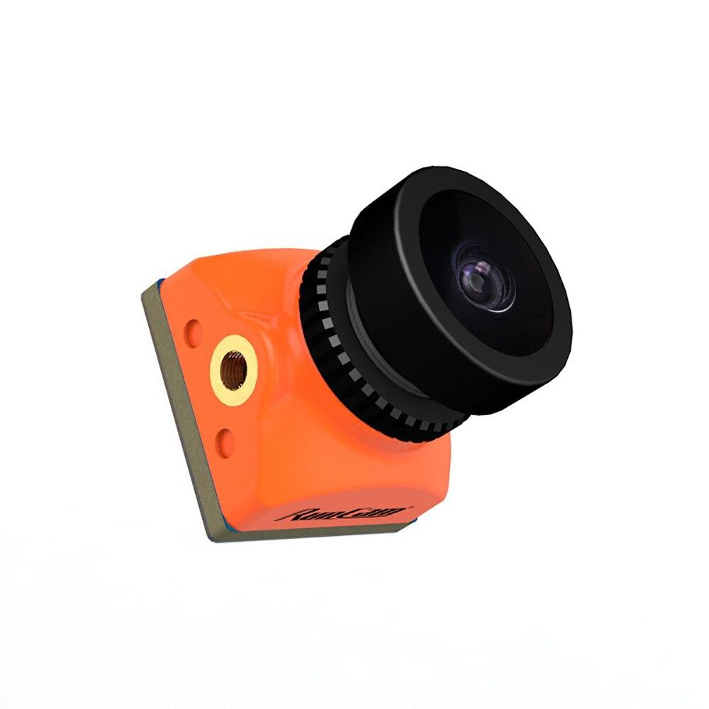 Novo runcam racer nano 2 menor câmera fpv cmos 1000tvl 1.8mm/2.1mm super wdr 6ms baixa latência integrado osd para fpv rc zangão - 2