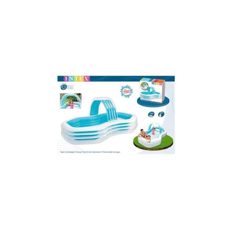 Family Pool Cabana 310x188x130 Cm Toy Store Articles Created Handbook