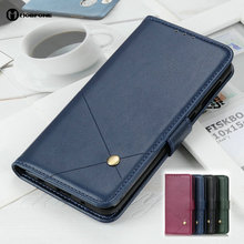 Luxury Retro Wallet Book Leather Case for OPPO