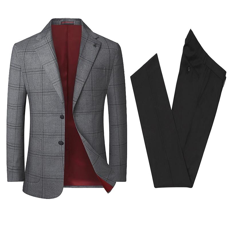 Evening Dress Groom Tuxedos Mans Suits For Wedding Mans Dinner Suit Party Suit Business Suit Two/Three Pieces Suit(Jacket+Pants)