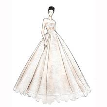 Hot koop pink satin uit de schouder speciale kant ontwerp Trouwjurk factory made groothandel prijs wedding gown custom made