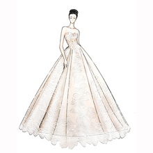 Vestido de novia de satén rosa con hombros descubiertos, diseño de Encaje especial, hecho de fábrica, precio al por mayor, vestido de boda personalizado, hecho en gran oferta