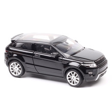 цена на 1/24 scales Welly large luxury Range Rover Evoque Diecasts & Toy Vehicles crossover SUV metal car toy models thumbnails gift boy