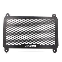 Аксессуары для мотоциклов решетка радиатора крышка защита Алюминия протектор для Kawasaki Z400 Z400 18 19