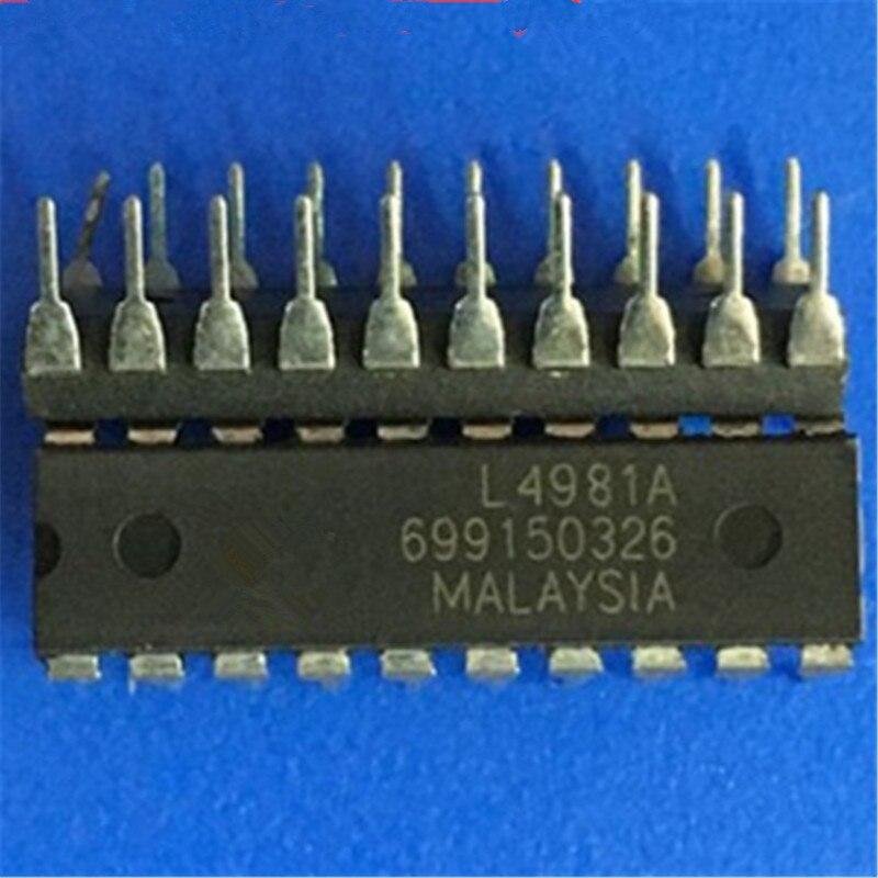 10 PCS  L4981A L4981 DIP20 new