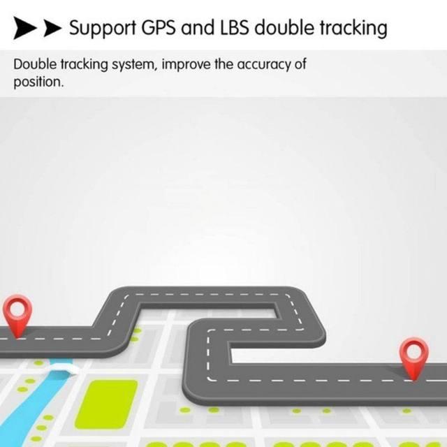 Mini GPS Anti-theft Car Tracker 4