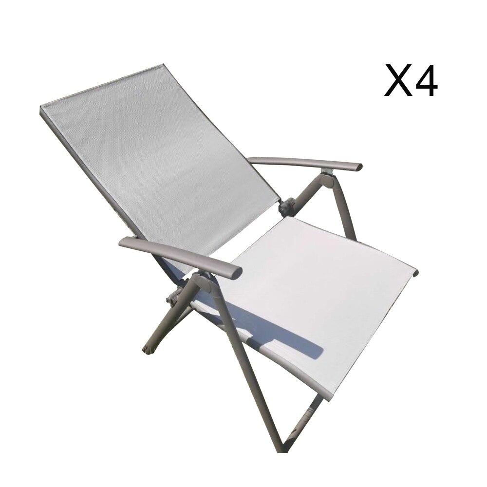 Купить набор садовой мебели стул для отдыха уличная мебель с регулируемой
