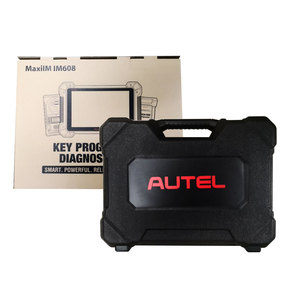 Image 5 - Autel MaxiIM IM608 Diagnostic Key Programming and ECU Coding Tool PLUS APB112 Smart Key Simulator and G BOX 2