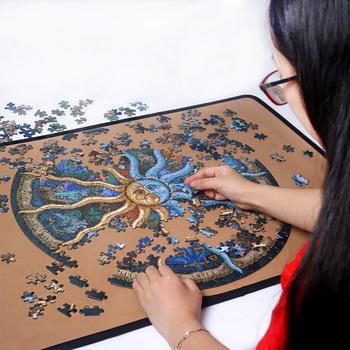 Puzzle 1000 sztuk Puzzle dla dorosłych Puzzle Montessori Puzzle dla dorosłych zabawki edukacyjne dla dorosłych 1000 sztuk Puzzle 3d zabawki antystresowe tanie i dobre opinie LISM CN (pochodzenie) Unisex 5-7 lat 12-15 lat Dorośli 6 lat 3 lat Papier 3D PUZZLE puzzle 1000pcs