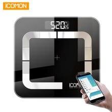 Новые умные весы для ванной комнаты напольные электронные бытовые