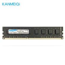 KANMEIQi Desktop Memory Ram DDR3 4GB 1333MHz 2GB 1600MHz 8GB 1866MHz Memoria 240Pin 1.5V New Dimm Intel AMD