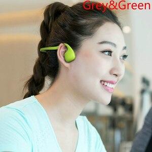 Image 5 - Yueetc conducción ósea auriculares Bluetooth auriculares inalámbricos bluetooth con micrófono titanio oído abierto deportes auriculares para actividad física