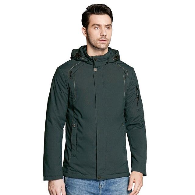 Демисезонная куртка ICEbear MWC18120D